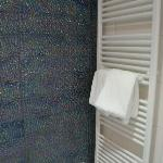 toallero del baño