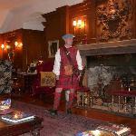The Jacobite storyteller... wonderful!