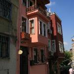 L'appartement Topkapi Palace est au 1er étage