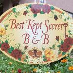 Best Kept Secret sign