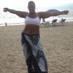 Day 2 on the beach