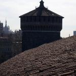 Famiglia di Milano in vacanza a Roma