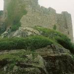 Campsite at Castle Tioram