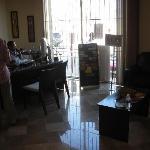 Rosarito Inn - Inside the main office