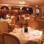 Riviera Restaurant interior