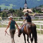 horse riding on your doorstep