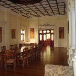 interior dining hall