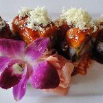 My custom Sushi Roll