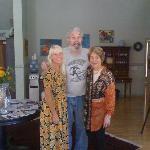 Jan, Tony and Marcia