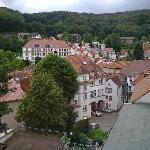 View over Landstuhl...