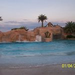 Wave Pool at the Wharf Oasis