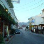 the bar street