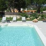 très belle piscine