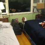 silvester's room