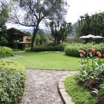 Quita de las Flores garden