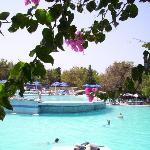 piscine kalithéa mare près de la réception