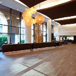 Parc 55 - Lobby & Reception