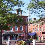 Beautiful downtown Newburyport