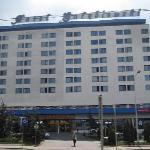 Außenansicht vom Hotel Golebiewski, Bialystok