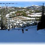 Ski in Ski out Bear Back Poma Lift