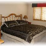 Big Horn Upstairs Master Bedroom