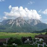 Zugspitz dans les environs