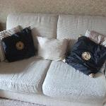 The Sofa in our Room