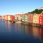 A famous Trondheim View