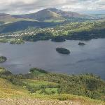 Derwent Water from Cat Bells