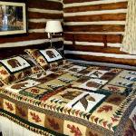 Comfy/cozy bed