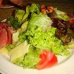 Four Seasons salad