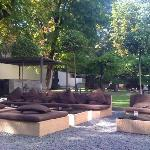 Park with Lounge Area