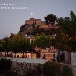 La noche en Guadalest