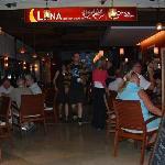 The Luna Bar buzzing!!!!
