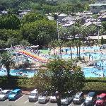 Pool w slide