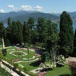 Isola Bella, garden