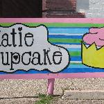 Katie Cupcake Sign