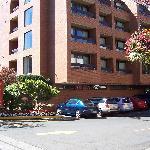 Embassy Inn tower block