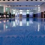 The pool at the SPA club,you can use