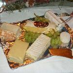 Exzellenter Käse