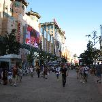 Pedestrian Mall