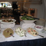 Taverna Cretekou lunch buffet