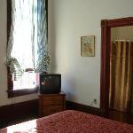 various rooms, Water Street Hotel
