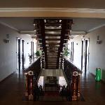 El interior del hotel,¡¡¡¡precioso!!!!