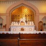Altar of Immaculate Conception Church