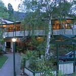 Halls Gap's unique historic guesthouse