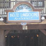 Blue Lagoon Restaurant - Disneyland Paris Foto
