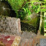 Salle de bain en pleine nature !