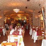 cool looking restaurant