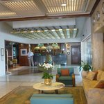 Al Bustan lobby